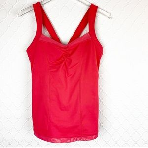 ZELLA Athletic Tank Yoga Bra Top Medium